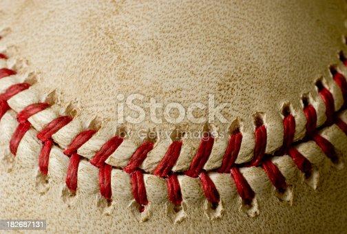 istock Baseball Smile 182687131