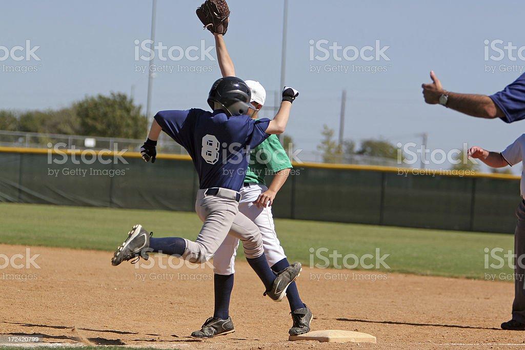 Baseball Speed stock photo