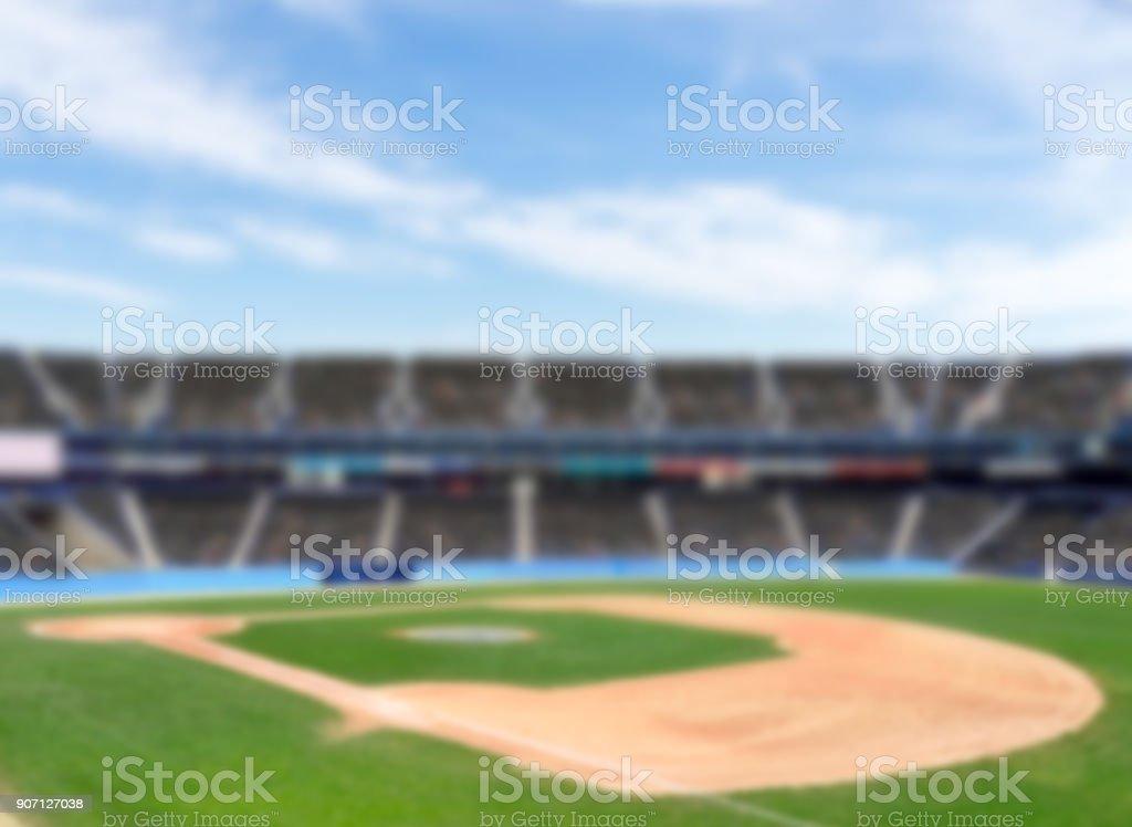 Stade de Baseball photo libre de droits