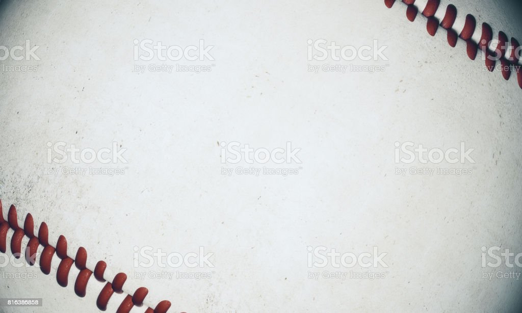 Fondo de pantalla de béisbol - foto de stock