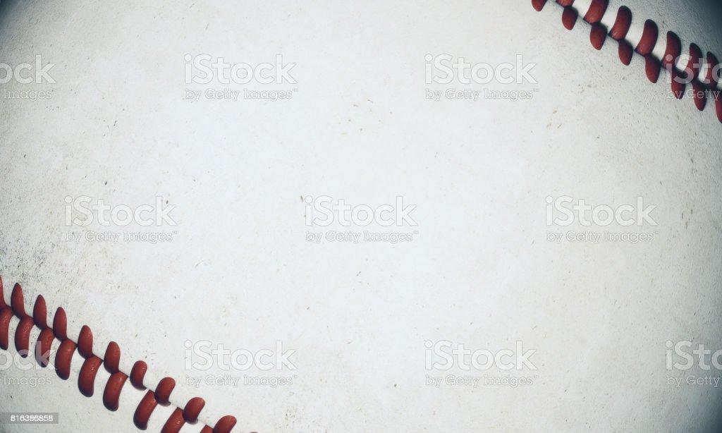 Baseball wallpaper stock photo