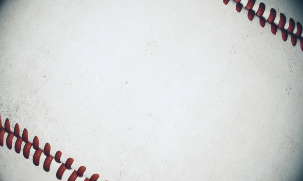Baseball wallpaper stock photo