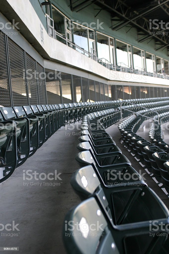 Baseball-02 royalty-free stock photo