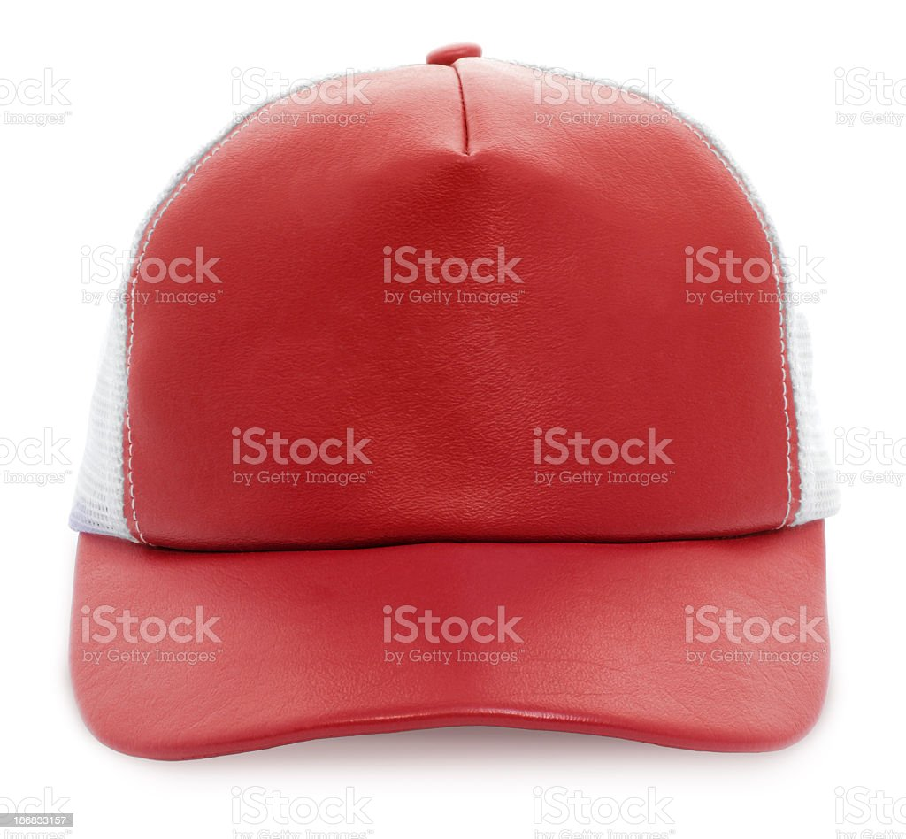 Baseball/Trucker Cap royalty-free stock photo