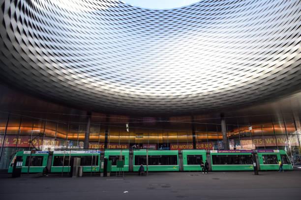 Basel Messe von Herzog & de Meuron gebaut – Foto
