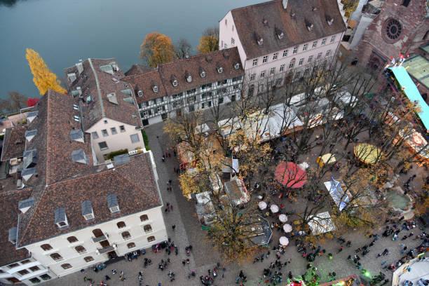 Basel-Panorama – Foto