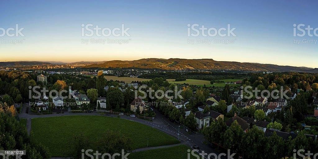 Basel Panorama – Foto