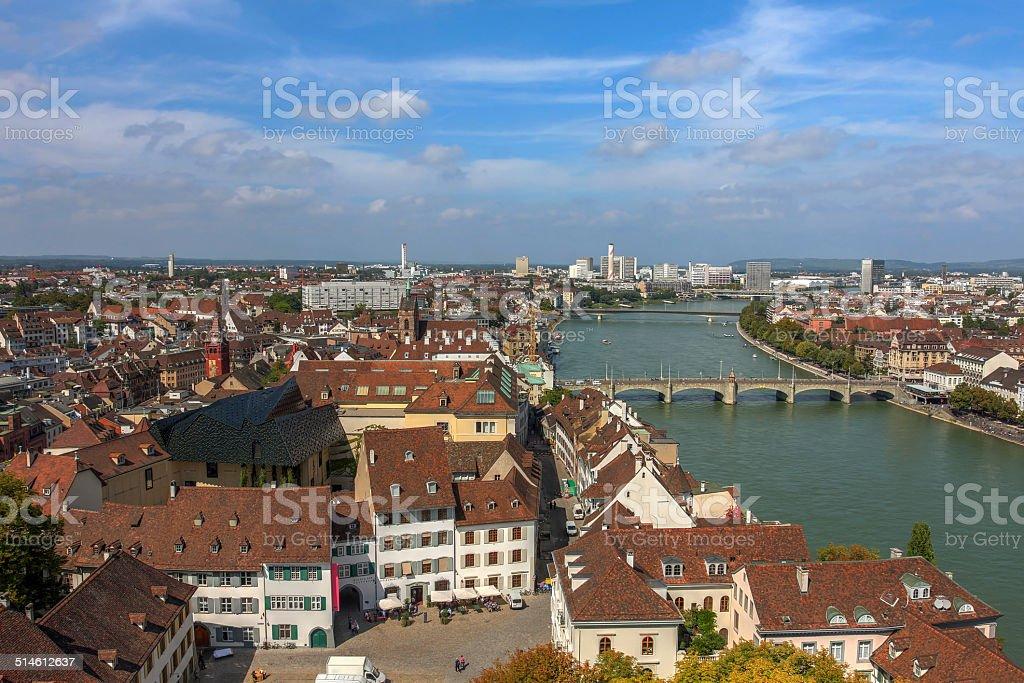 Basel, Schweiz – Foto