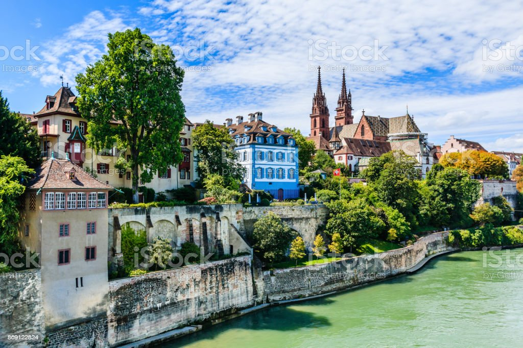 Basel, Schweiz. – Foto