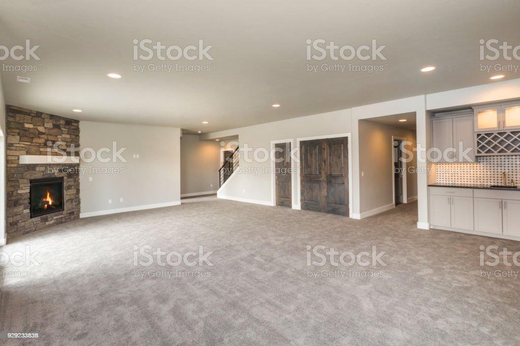 Sala de bônus cave - foto de acervo