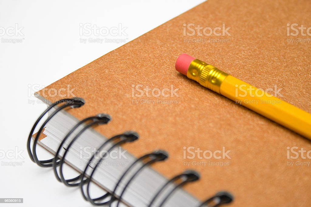Basic Tools of Education royalty-free stock photo