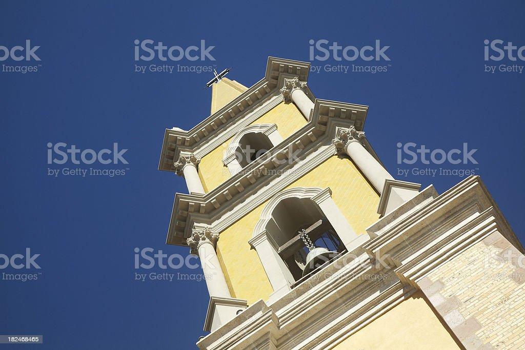 Basilica de la Inmaculada Concepcion, Mazatlan, Mexico royalty-free stock photo