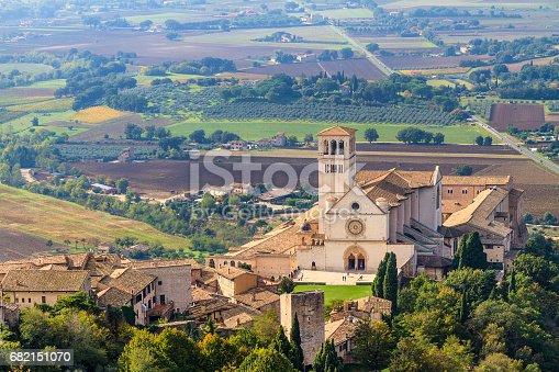 Basilica di San Francesco, Assisi - Italy