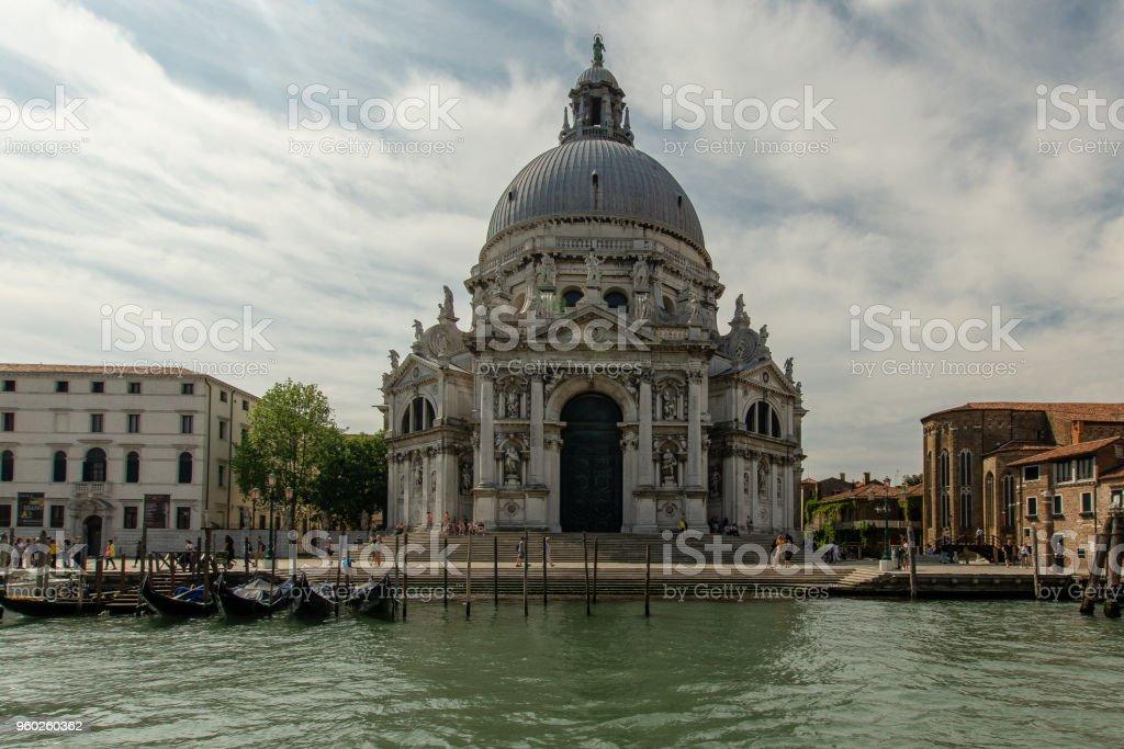 Basilica di Santa Maria della Salute-Kirche – Foto