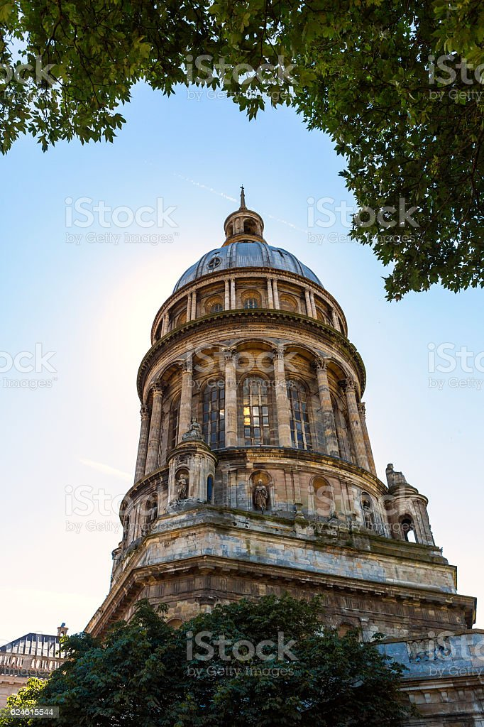 Basilica Notre Dame tower at boulogne-sur-mer normandy france - Photo