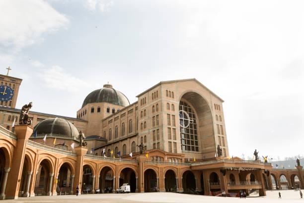 Basílica de Aparecida - foto de acervo