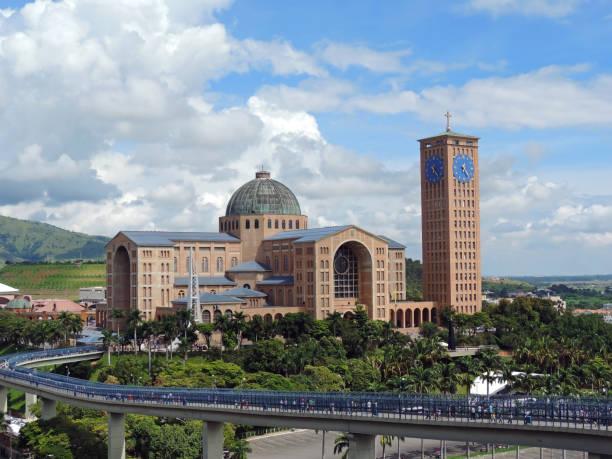 Basílica de Nossa Senhora Aparecida - foto de acervo