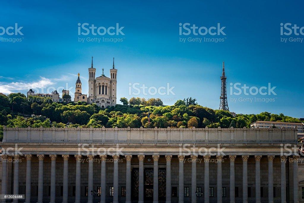 Basilique de Notre-Dame-de-Fourvière de Lyon - Photo