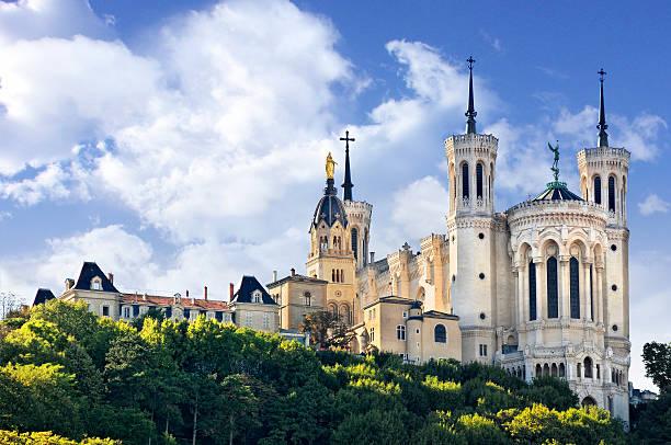 Basilique de Notre-Dame-de-Fourvière, Lyon, France - Photo