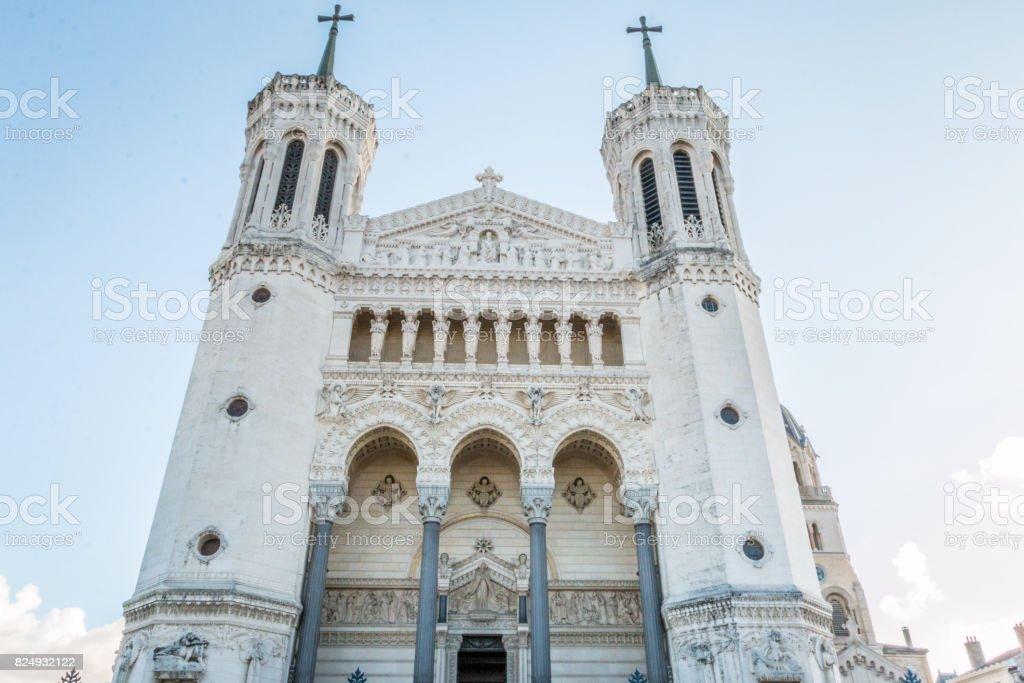 Basilique de Notre-Dame de Fourvière de Lyon - Photo