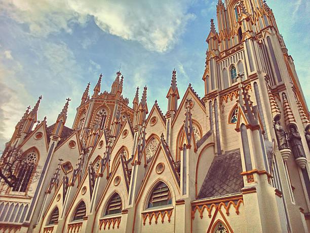 Basílica Nossa Senhora de Lourdes – Foto