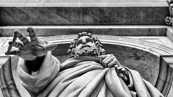 Basilica of San Paolo fuori mura, Rome - Italy
