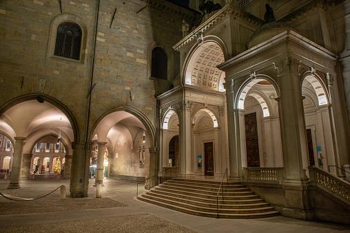 Basilica of Santa Maria Maggiore in Bergamo