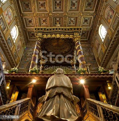 istock Basilica Of Santa Maria Maggiore 171576625