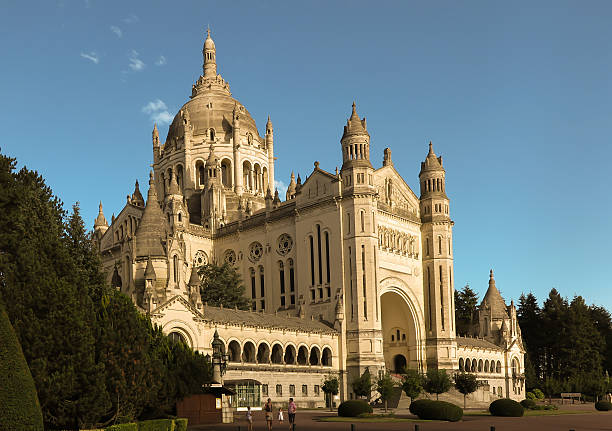 Basilica of St. Therese of Lisieux in Normandy – Foto