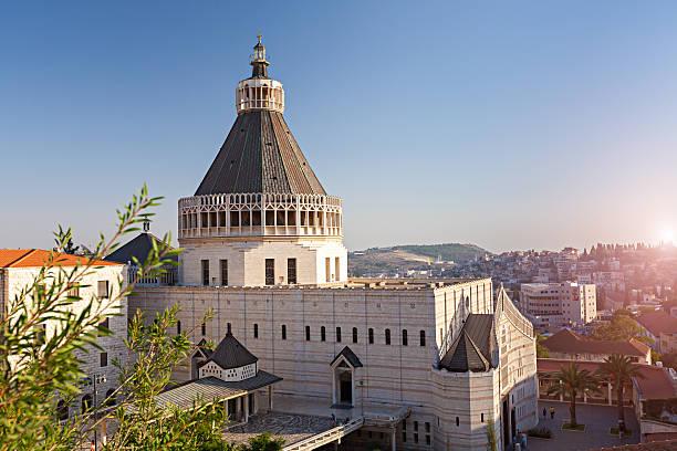 Basilika der Verkündigung Mariä, Nazareth, Israel – Foto