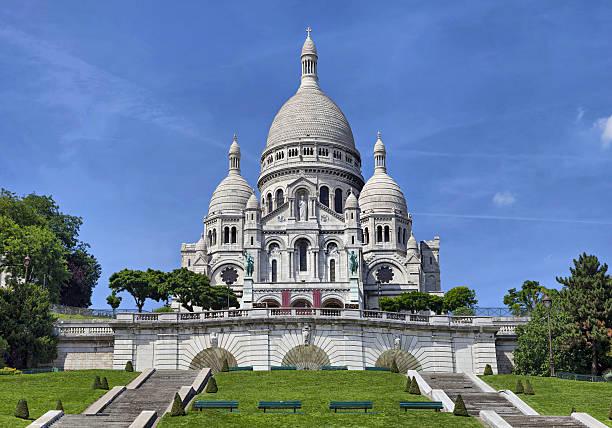Basilika vom Heiligen Herzen von Paris – Foto