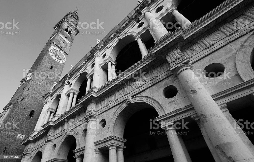Basilica Palladiana - foto stock