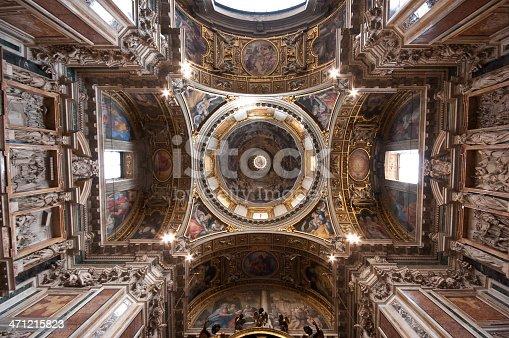 istock Basilica Papale di Santa Maria Maggiore 471215823