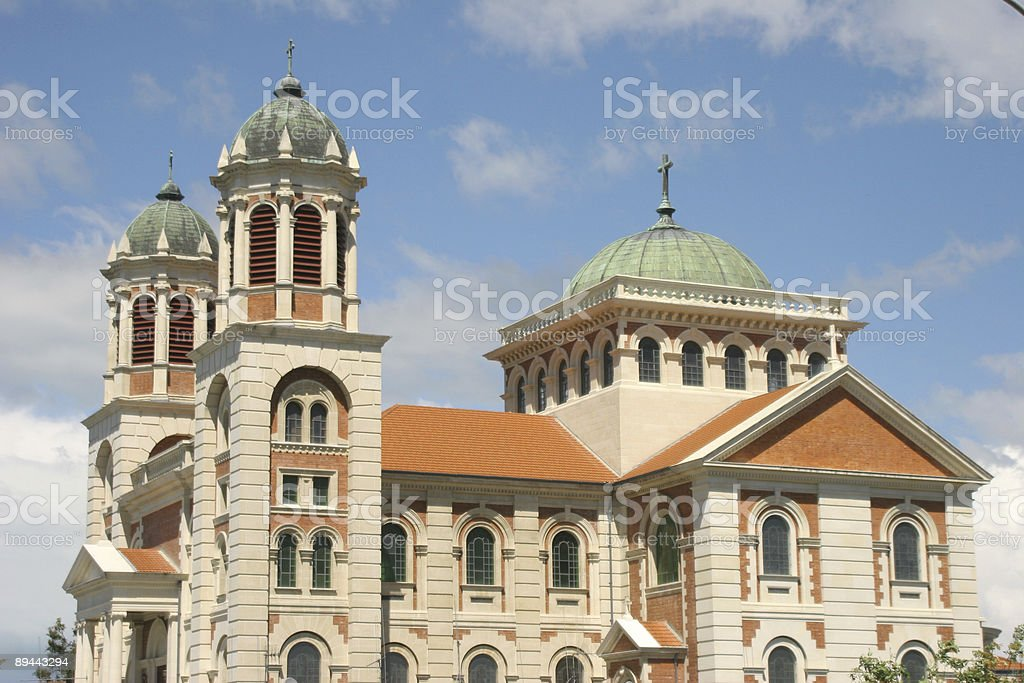 Basilica royalty-free stock photo