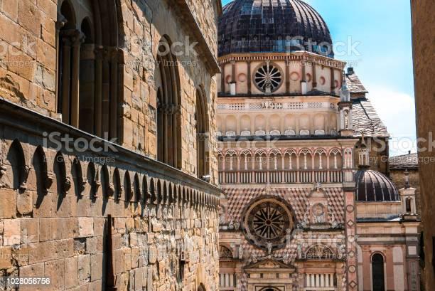 Basilica santa maria maggiore in citta alta bergamo italy historical picture id1028056756?b=1&k=6&m=1028056756&s=612x612&h=nnrhhv9d0e8i1a9afyauddk627ytt1  vtmwhfgkghm=