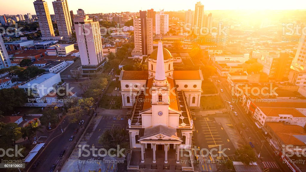 Basilica Santo antonio de Padua - foto de stock