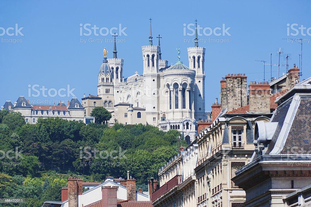 Basilique Notre--Dame-de-Fourvière - Photo