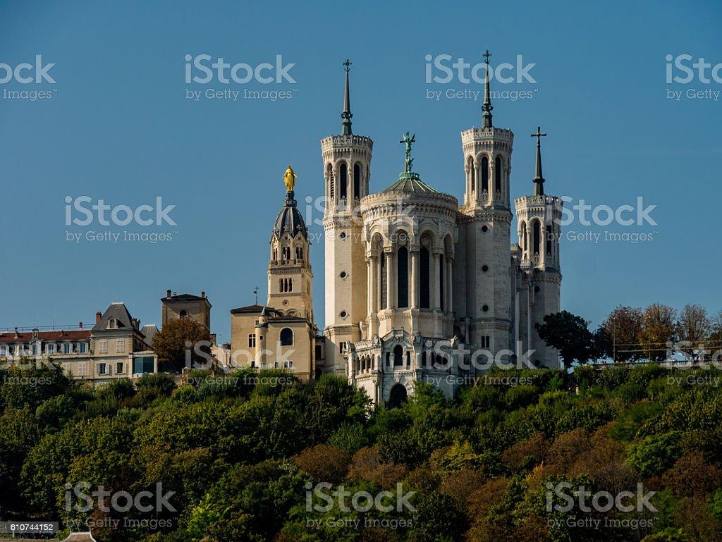 Basilique Notre-dame de Fourvière - Photo