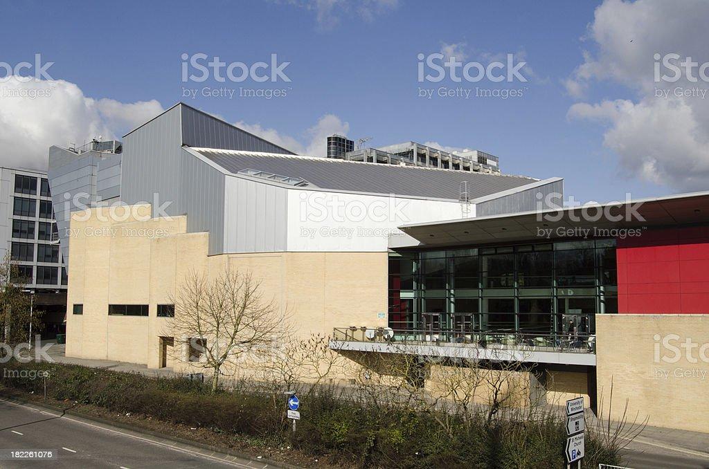 Basingstoke's Anvil stock photo