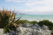 Baska beach Krk island