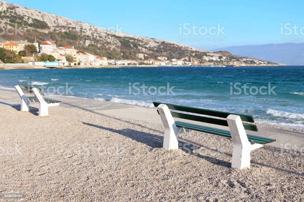 Baska Beach – Foto