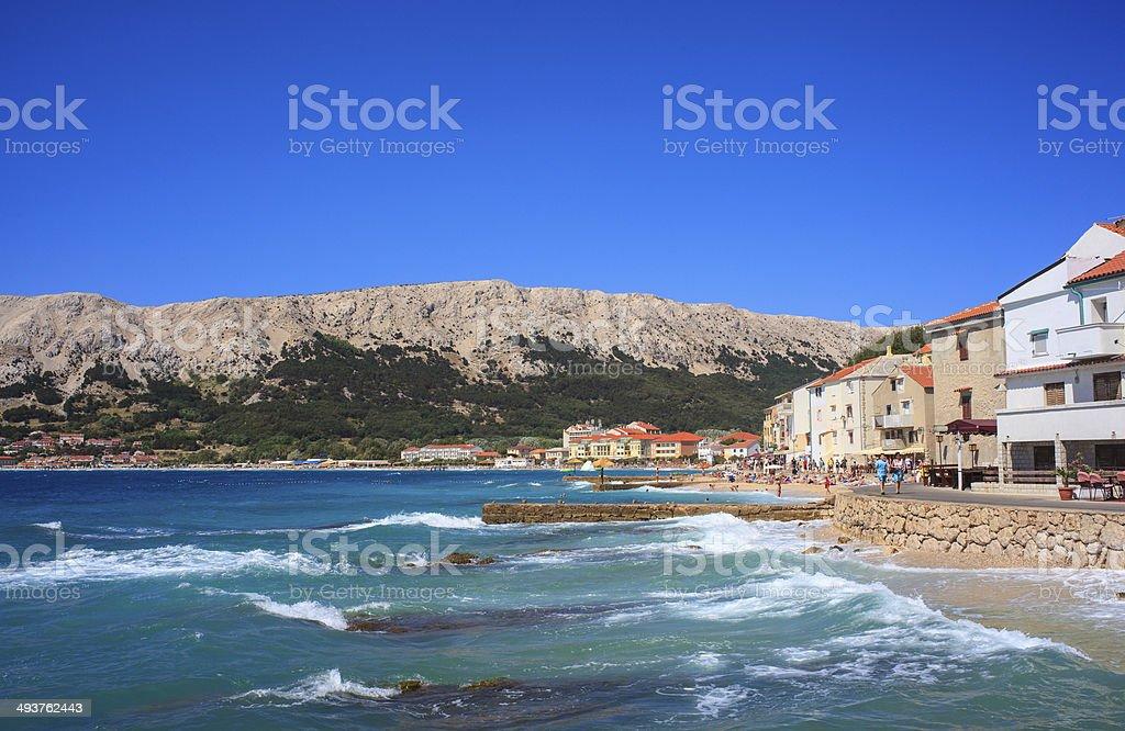 Baska, Kroatien – Foto