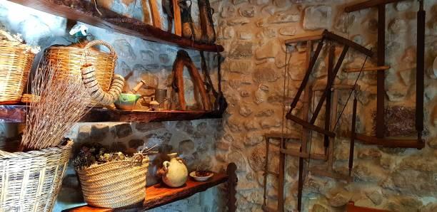 Sala canasta - foto de stock