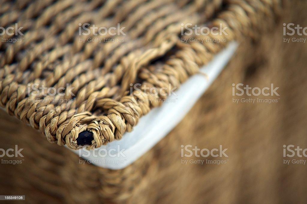 Basket Case royalty-free stock photo