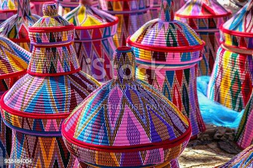 istock Basket market in Aksum, Ethiopia 938484004