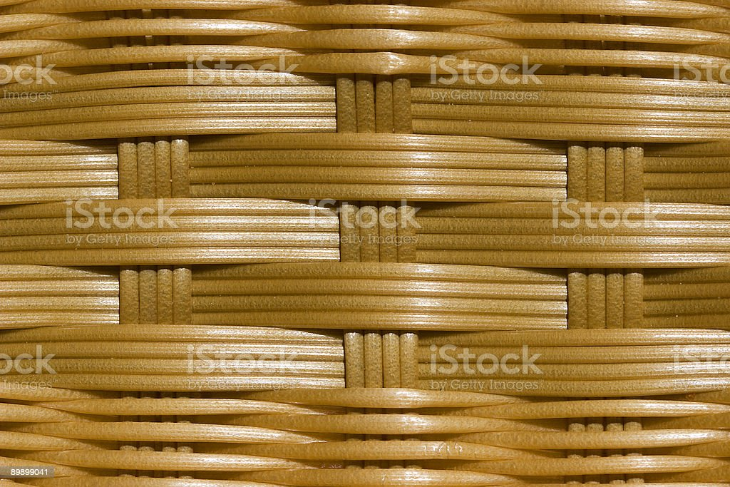 Basket pattern royalty-free stock photo
