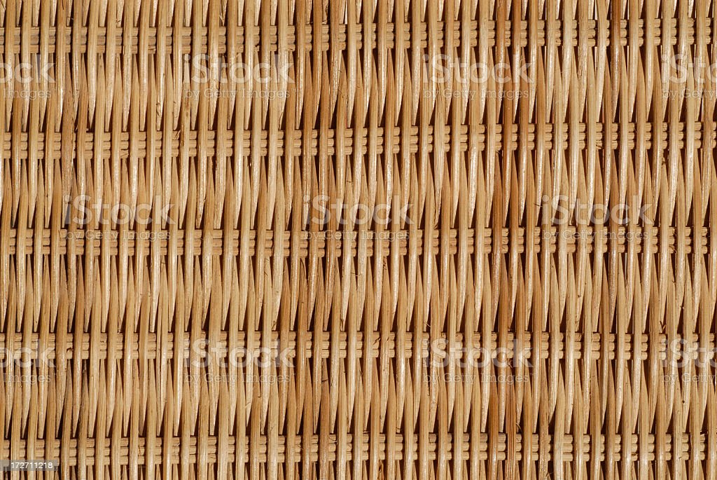 Basket texture royalty-free stock photo