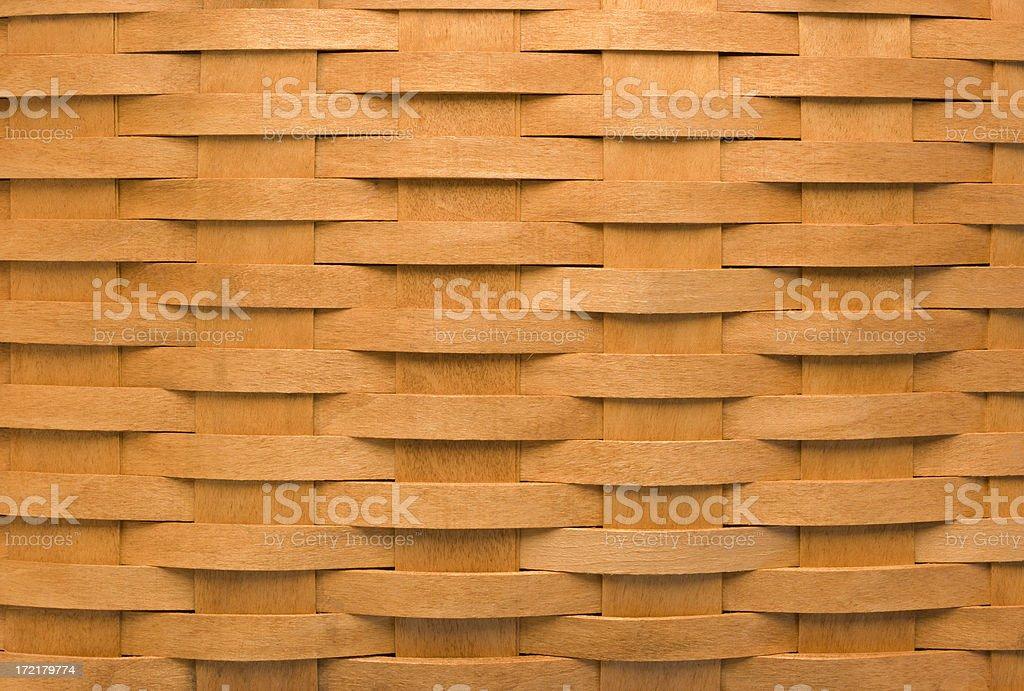 Basket Weave royalty-free stock photo