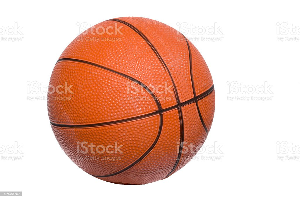 basketball 3 royalty-free stock photo
