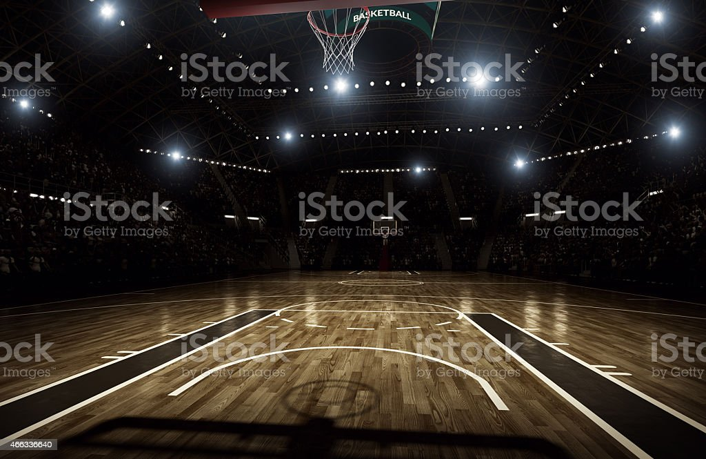 Basketball floor wallpaper hd